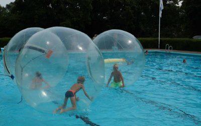 Zomerbad Peize 2019: meer dan 30.000 bezoekers