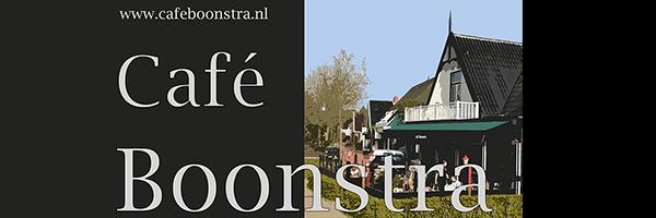 Cafe boonstra, sponsor Zomerbad Peize, openluchtbad Noordenveld