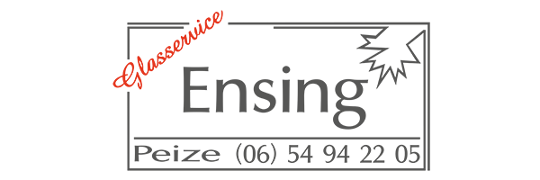 Ensing glasservice, sponsor Zomerbad Peize, openluchtbad Noordenveld