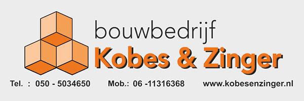 Kobes en Zinger, sponsor Zomerbad Peize, openluchtbad Noordenveld