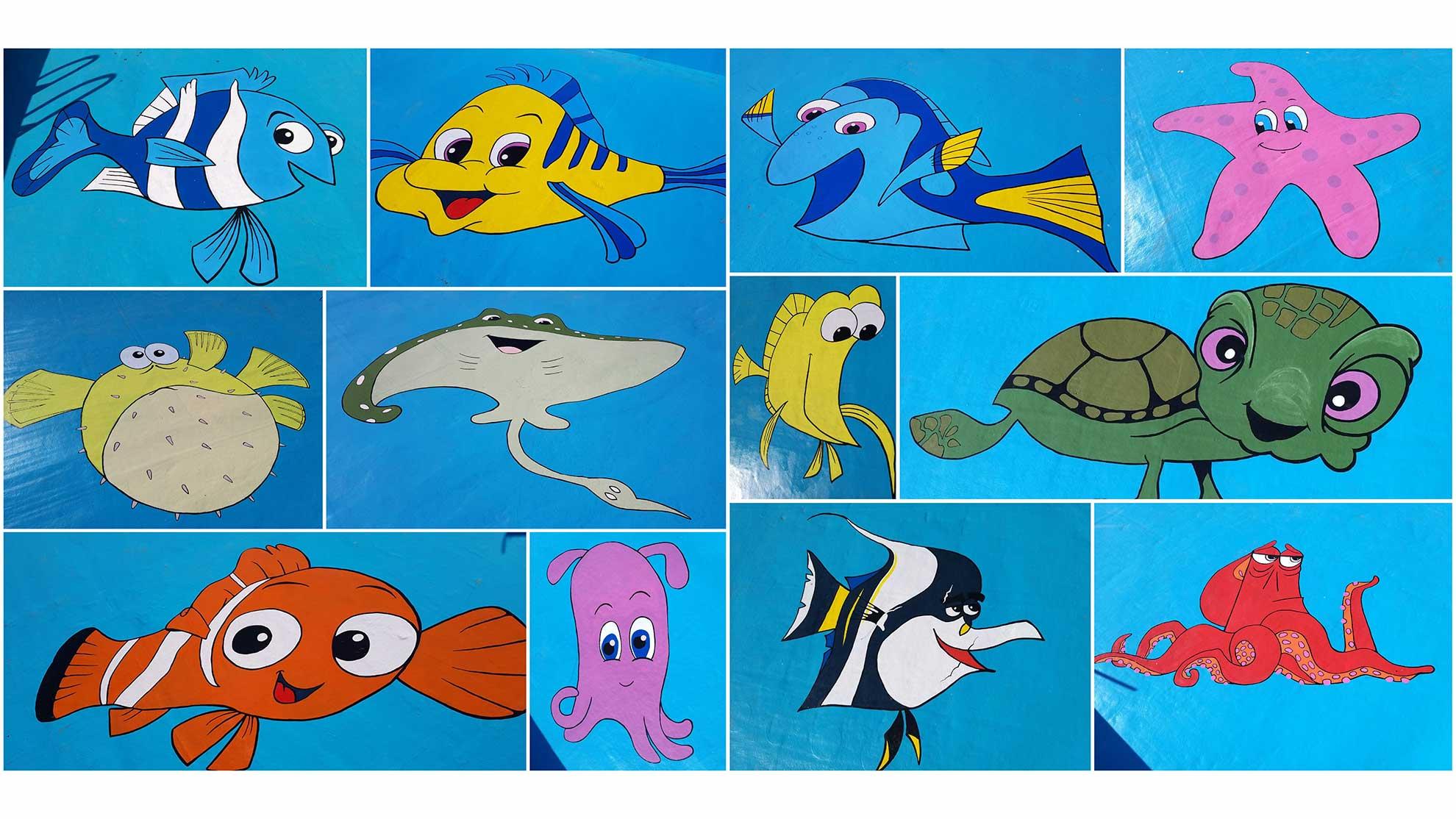 Nemo ondiepe zomerbad peize