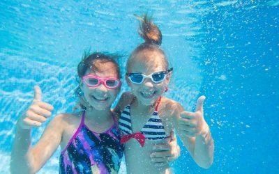 Recreatiezwemmen vanaf 16 juli, Zomerbad Peize.