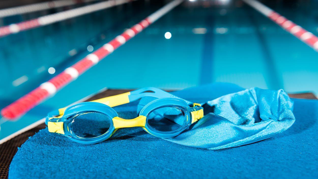 trimzwemmen zomerbad Peize